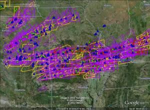 Earth Networks Dangerous Thunderstorm Alert